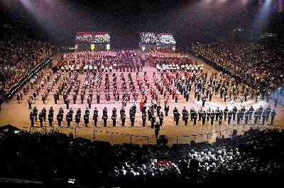 Birmnigham Military Tattoo
