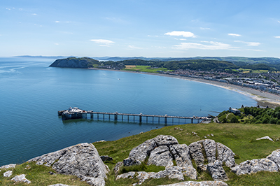 Llandudno Snowdonia and Chester