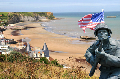 NORMANDY D-DAY AND BAND OF BROTHERS