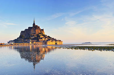 Normandy And Mont St Michel