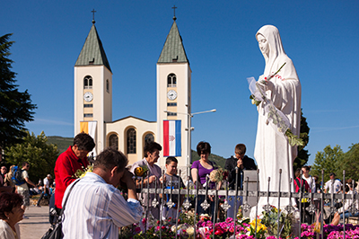 Medjugorje By Air